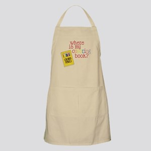 Coloring Book Apron