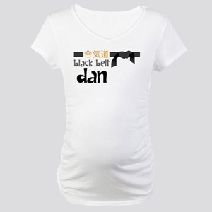 Black Belt Maternity T-Shirt