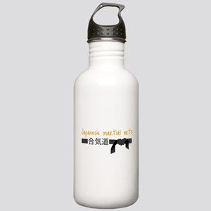 Japanese Martial Arts Stainless Water Bottle 1.0L