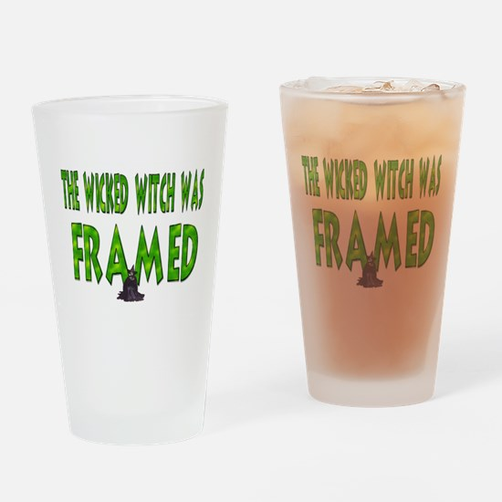 Unique Wicked broadway Drinking Glass
