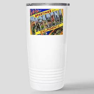 Pasadena California Greetings Mugs