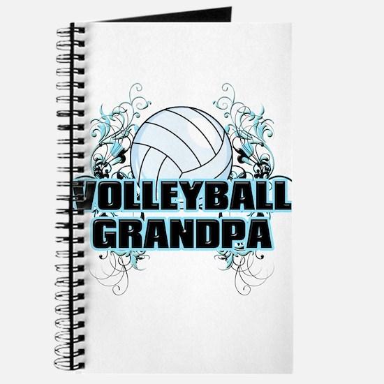 Volleyball Grandpa (cross).png Journal