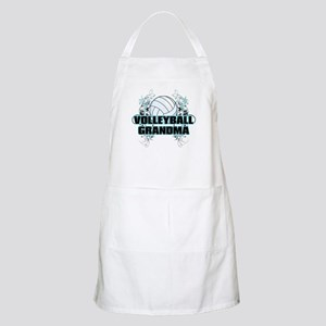 Volleyball Grandma (cross) Apron