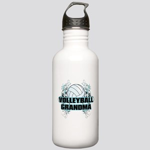 Volleyball Grandma (cross) Stainless Water Bot