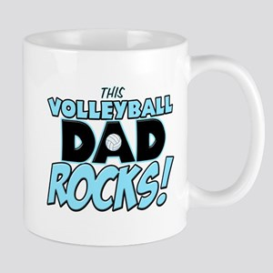 This Volleyball Dad Rocks copy Mug
