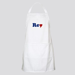 Rey with Heart Apron