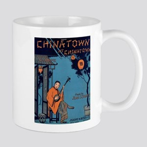 Chinatown 11 oz Ceramic Mug