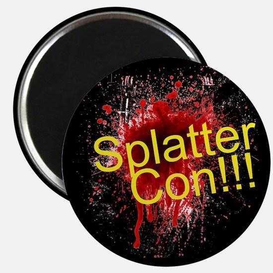 Splatter Con!!! Magnet