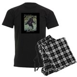 Bigfoot Men's Dark Pajamas
