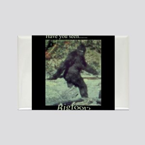 Have You Seen BIGFOOT? Rectangle Magnet