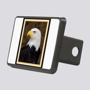 American Bald Eagle Rectangular Hitch Cover