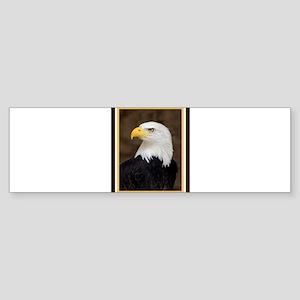 American Bald Eagle Sticker (Bumper)