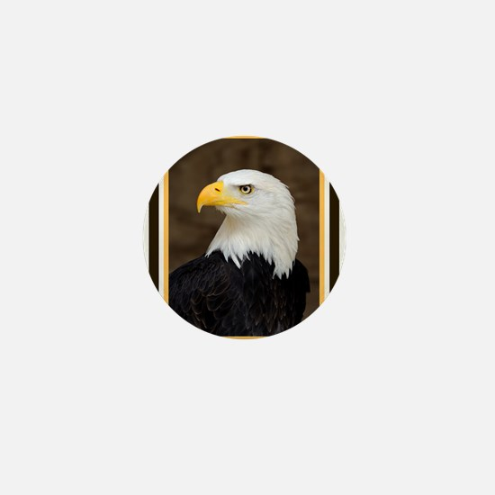 American Bald Eagle Mini Button