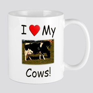 Love My Cows Mug