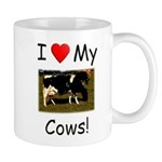 Love My Cows Mug