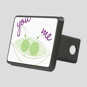 You And Me Rectangular Hitch Cover