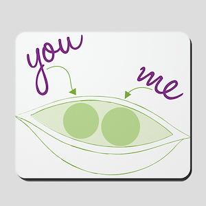 You And Me Mousepad