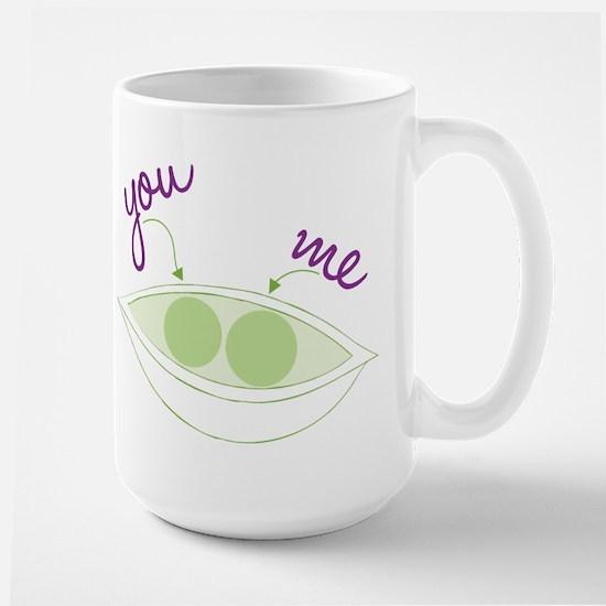 You And Me Large Mug