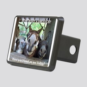 KISS THIS Rectangular Hitch Cover