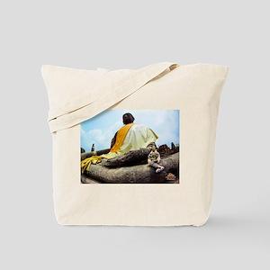 Little Lebowski in Thailand Tote Bag