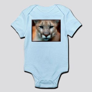 Cougar Infant Bodysuit