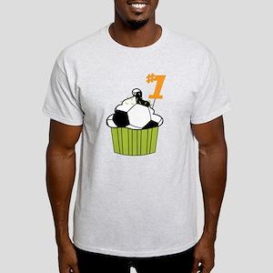 Soccer Cupcake Light T-Shirt