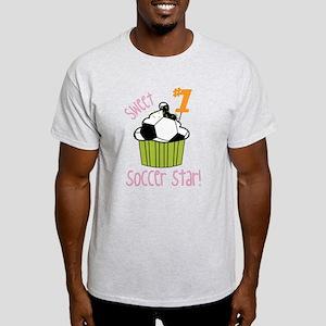 Sweet Soccer Star Light T-Shirt