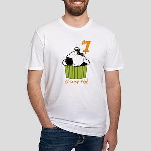Soccer Fan Fitted T-Shirt