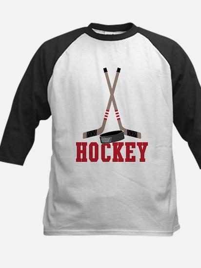 Hockey Kids Baseball Jersey