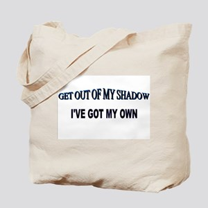 Out of My Shadow Tote Bag