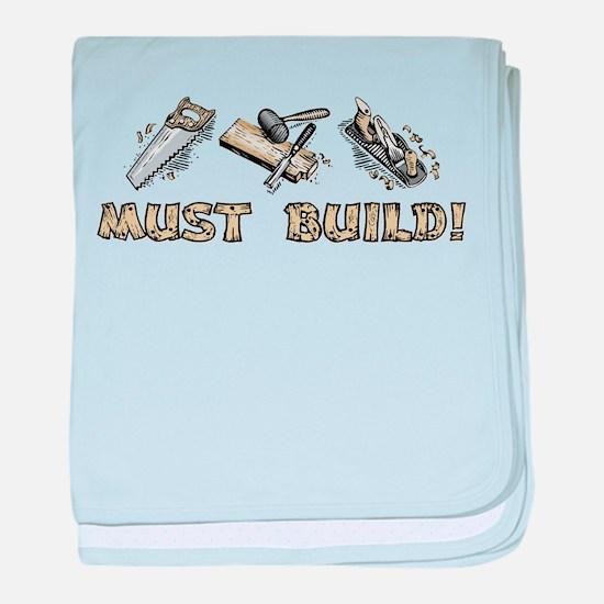 MUST BUILD! baby blanket