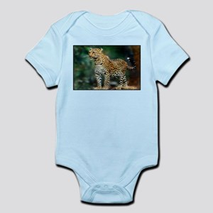 Leopard Infant Bodysuit