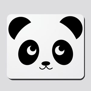 Panda Smile Mousepad