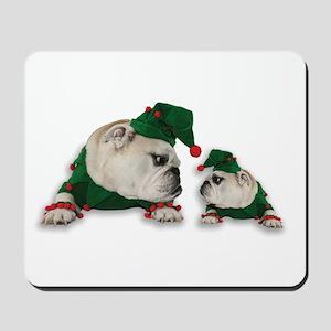 Santas Elves Mousepad
