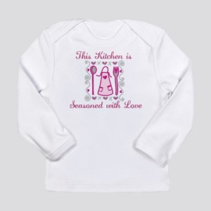 Seasoned With Love Long Sleeve Infant T-Shirt