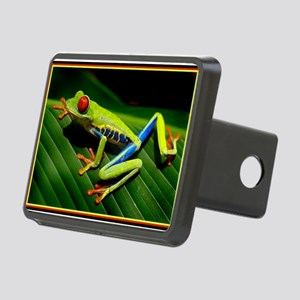 Exotic Tree Frog Rectangular Hitch Cover