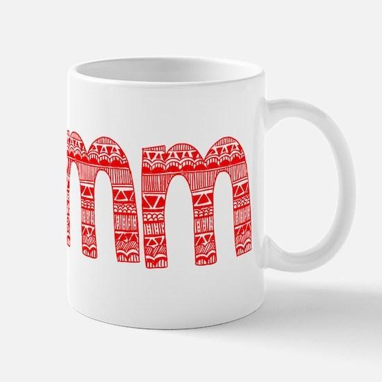Tribal Om Mug