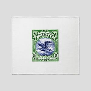 Bolivia 1928 Andean Condor Postage Stamp Stadium