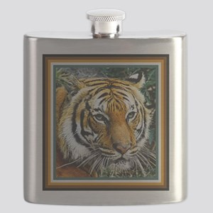 Eye of the Tiger. Flask