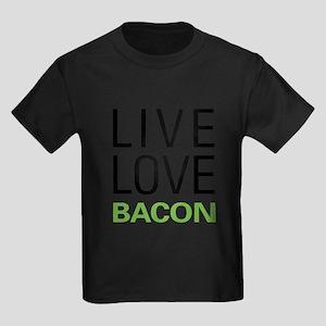 Live Love Bacon T-Shirt