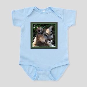 Mountain Lion Infant Bodysuit