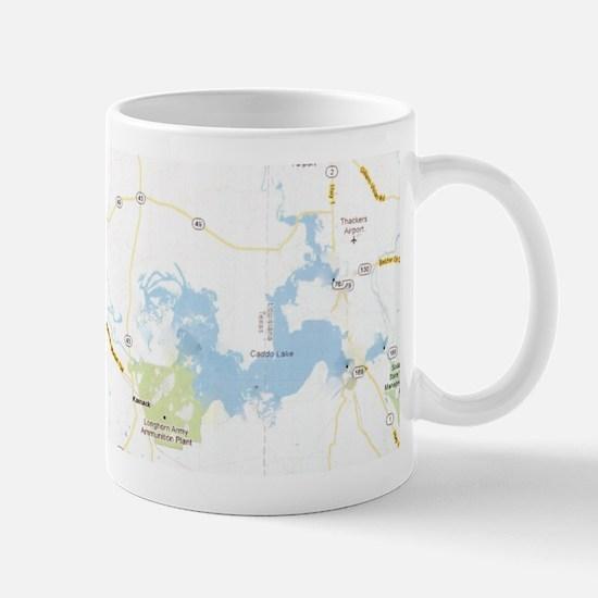 Caddo Lake Mug