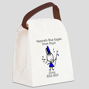 Drum Major - Olivia Canvas Lunch Bag