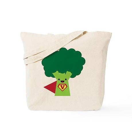 Super Brocoli Tote Bag