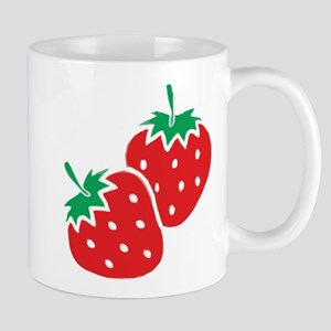 Sweet Strawberries Mug
