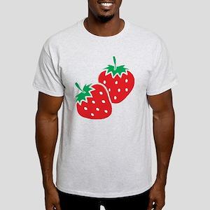 Sweet Strawberries Light T-Shirt