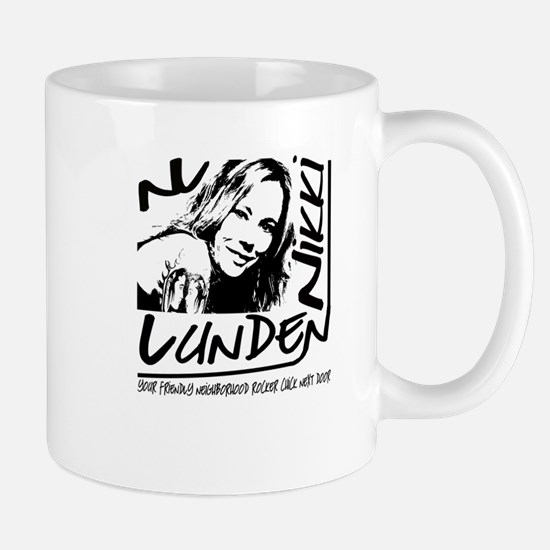 Winter 2012 Neighborhood Rocker Chick Mug