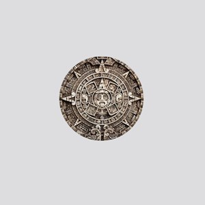 Mayan End of the World 2012 Calendar Mini Button