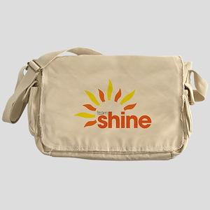 Team Shine Messenger Bag