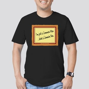 Common Man-John Conlee/t-shirt Men's Fitted T-Shir